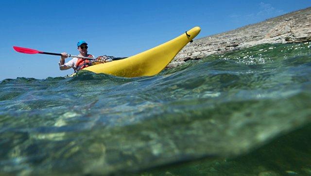В Таиланде российский турист провел четверо суток в море на резиновой лодке