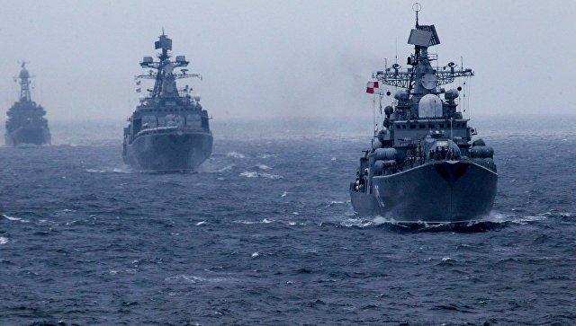В Таиланд прибыл отряд кораблей Тихоокеанского флота
