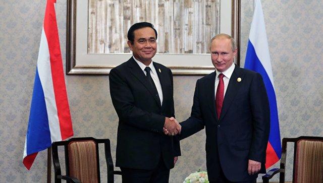 Премьер Таиланда Чан-Оча пригласил Путина посетить его страну