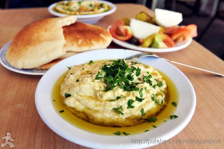 Где отведать лучший хумус в Тель-Авиве и его окрестностях: 5-ка полезных подсказок