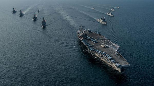 Названо место проведения первых совместных учений ВМС США и стран АСЕАН