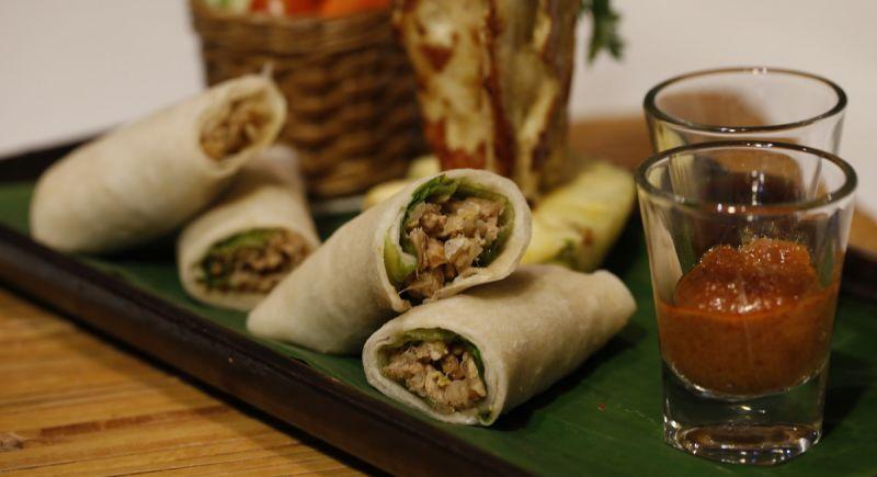 О традиционных блюдах ресторана Каntok
