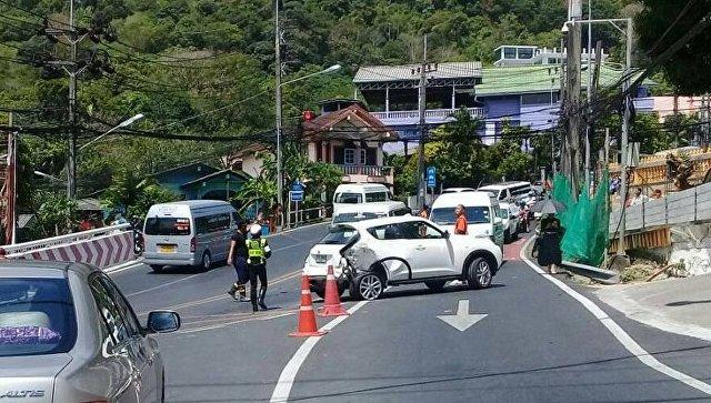 В Таиланде за неделю тайского Нового года в ДТП погибли более 400 человек