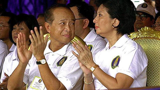 Пострадавший в ДТП принц Камбоджи доставлен для лечения в Таиланд