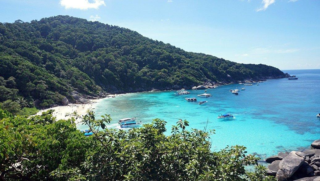 Власти Таиланда запретили туристам ночевать на островах около Пхукета