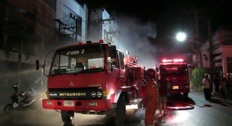 23 Апреля 2018. В торговом центре Ocean Shopping Mall в Пхукет-Тауне произошел пожар. Предварительная причина происшествия – замыкание электропроводки