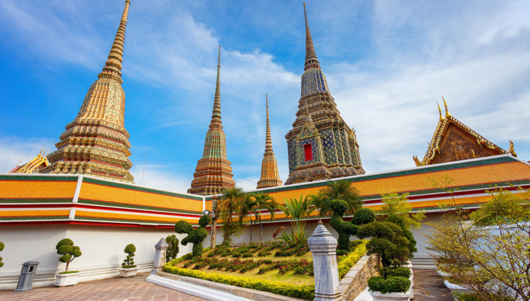 Таиланд надеется принять 1,7 миллиона российских туристов в 2018 году