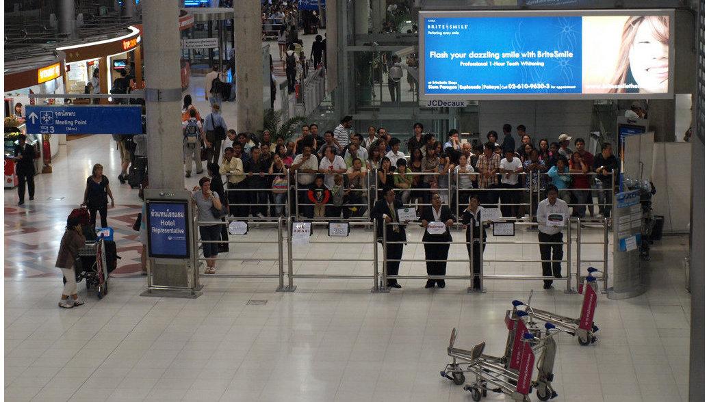 Таиланд отменит оплату за визы по прибытии для граждан 21 страны