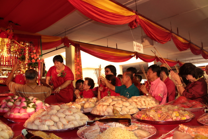 Пхукет готовится к Фестивалю голодных духов