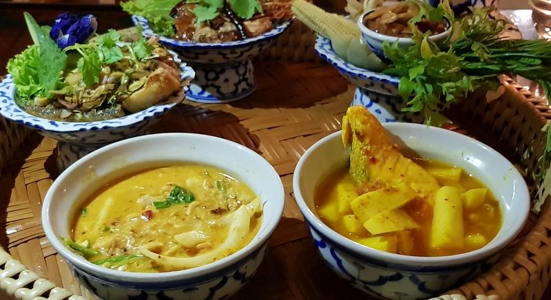 Panwa House: Тайская кухня в старинном особняке на мысе Панва