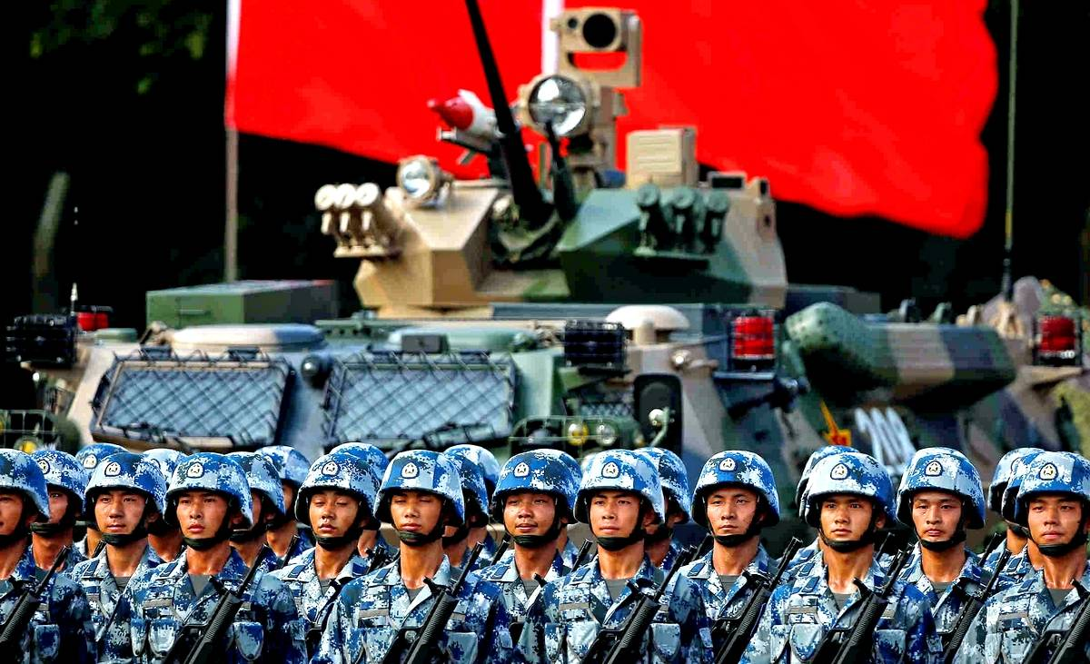 Армия Китая оказала помощь военным Камбоджи