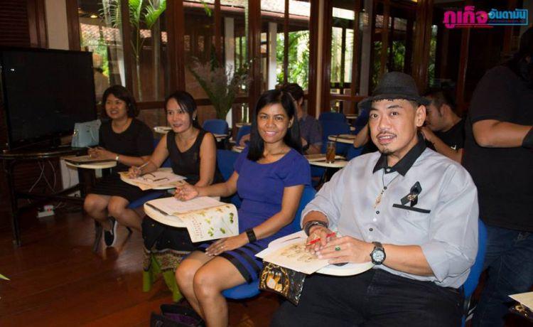В ресторане Blue Elephant Phuket 20 декабря прошел мастер-класс по приготовлению фирменных блюд