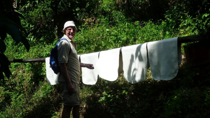 На дикой стороне: Тони Джайлс и его 400 часов в холмах Пхукета