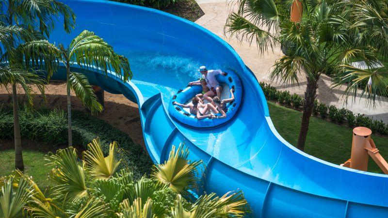 Время для себя: Выходные в Splash Beach Resort