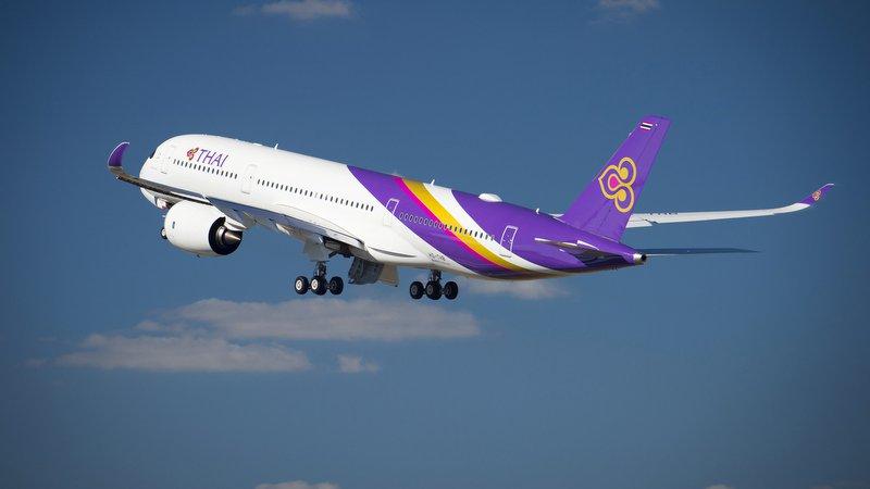 THAI Airways вошли в список десяти лучших авиакомпаний мира