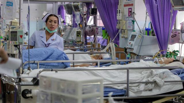 Иностранцы с положительным результатом теста Covid-19 в Таиланде не смогут пользоваться услугами системы общественного здравоохранения