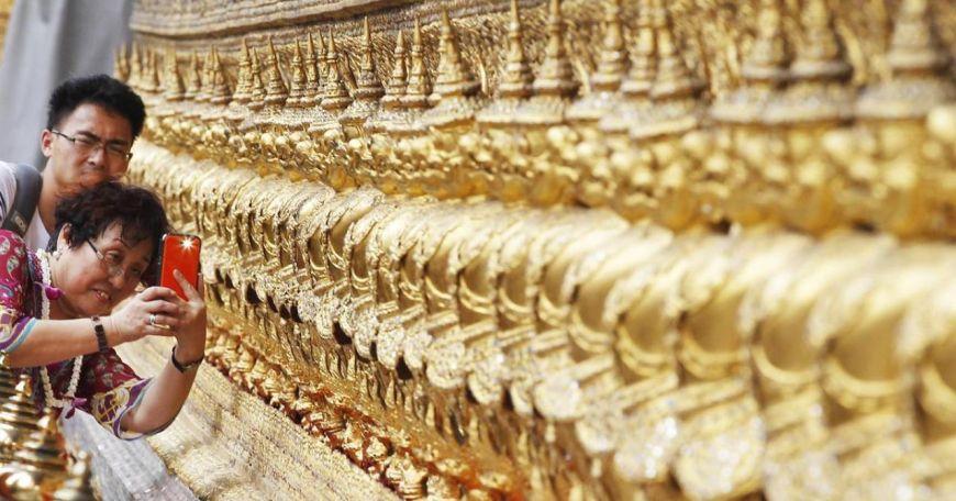 Туристическая индустрия Таиланда зависима от китайских путешественников