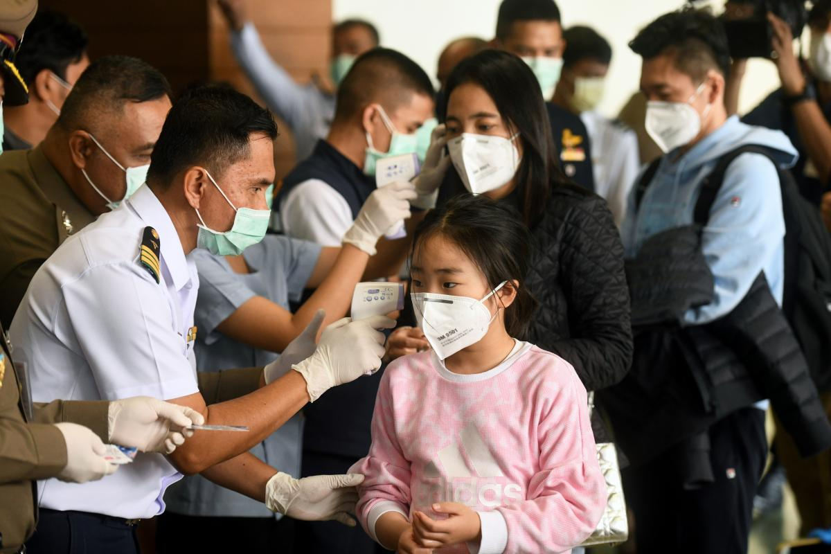 Камбоджа подтвердила первый случай заражения коронавирусом нового типа