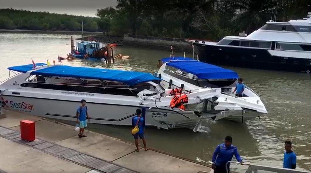 Таиланд ужесточает безопасность на судах после аварии двух катеров, где погибли дети из РФ