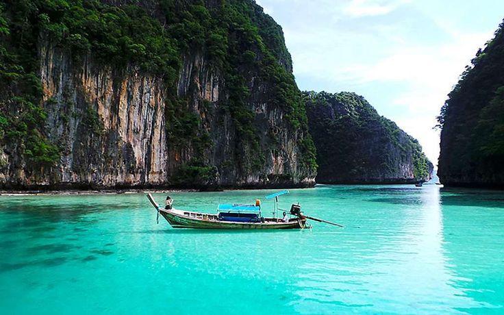 Власти провинции Краби продлили действие ограничений на посещение островов Пхи-Пхи