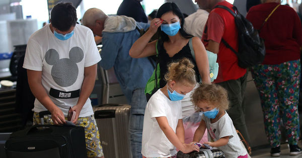 """Таиланд продлил """"визовую амнистию"""" для иностранцев, застрявших в стране"""