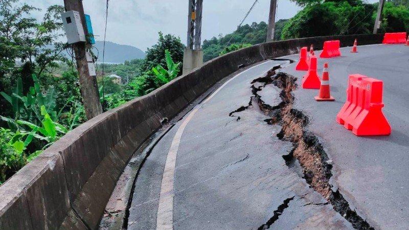 Дорога через перевал Чалонг-Ката объявлена безопасной