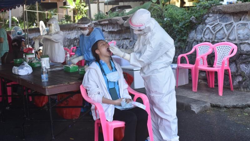 На Пхукете началось массовое тестирование на коронавирус