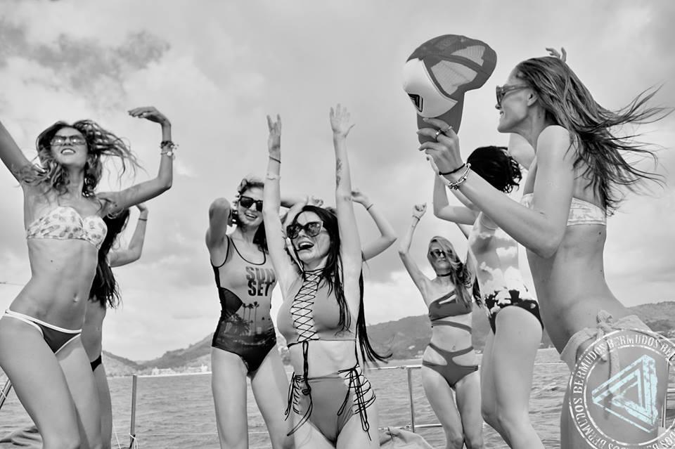Bermudos trip @ Hype Boat Club