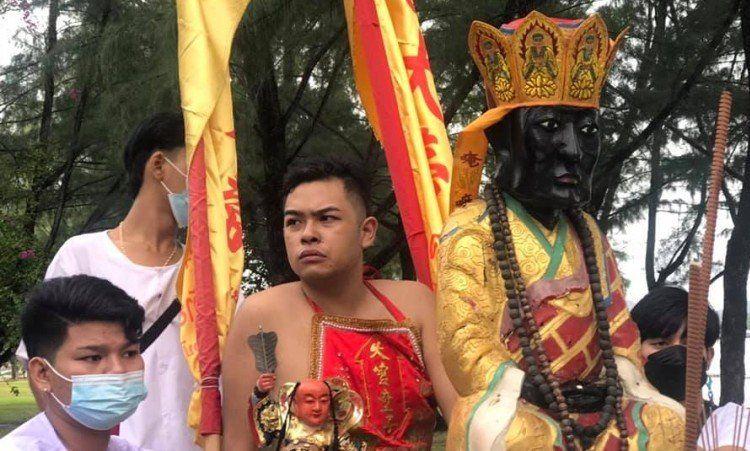 Участники Вегетарианского фестиваля вышли на улицы