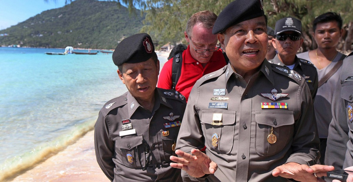 Правоохранители Таиланда задержали более 600 иностранцев-нелегалов