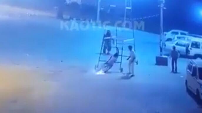 Опасное электричество