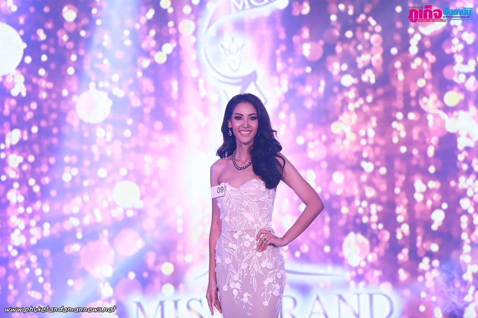 Завершился конкурс MISS GRAND PHUKET 2017