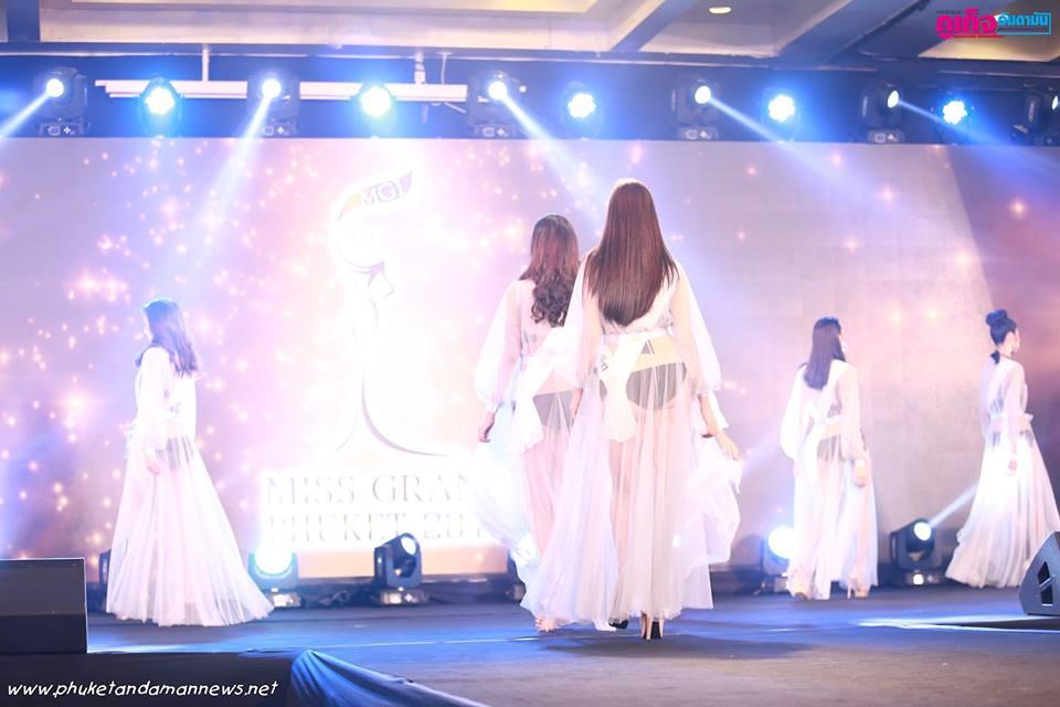 Miss Grand Phuket 2017
