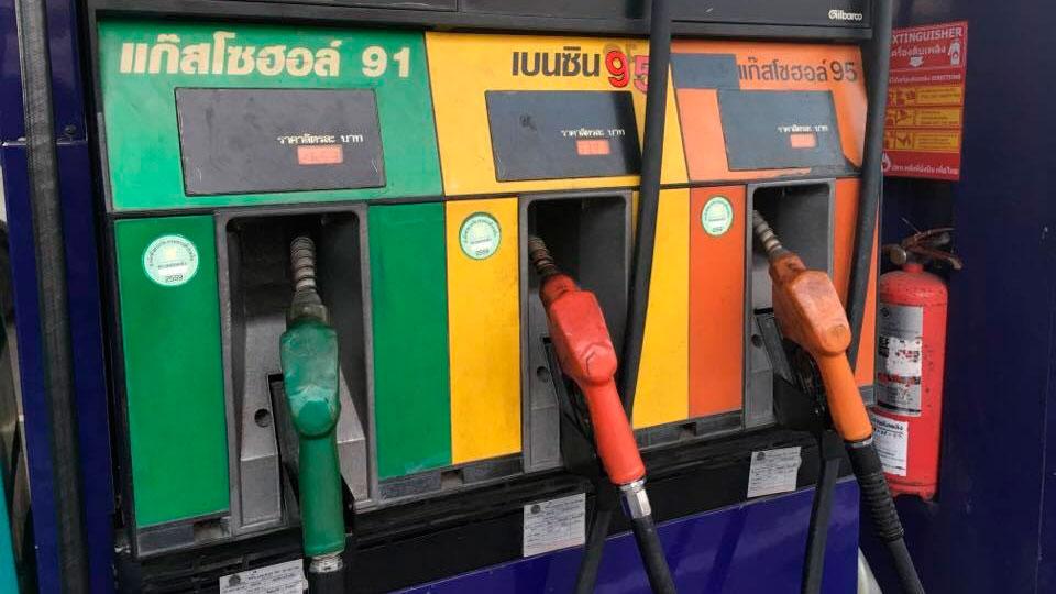 Таиланд снижает цены на бензин