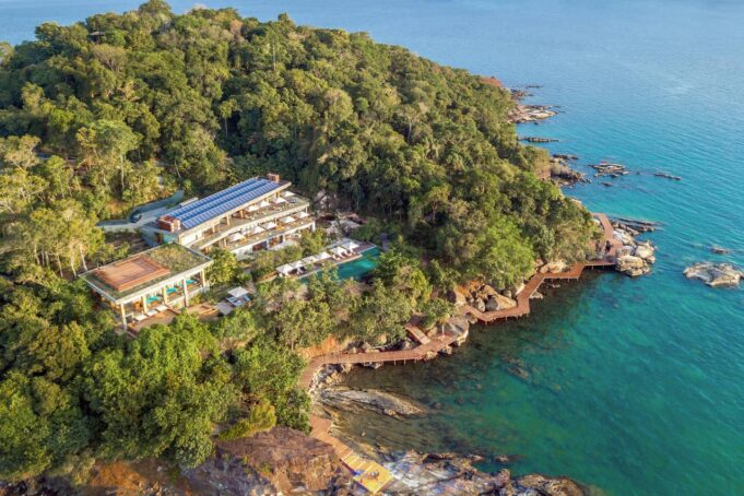 Six Senses запускает акцию для частного островного курорта в Камбодже