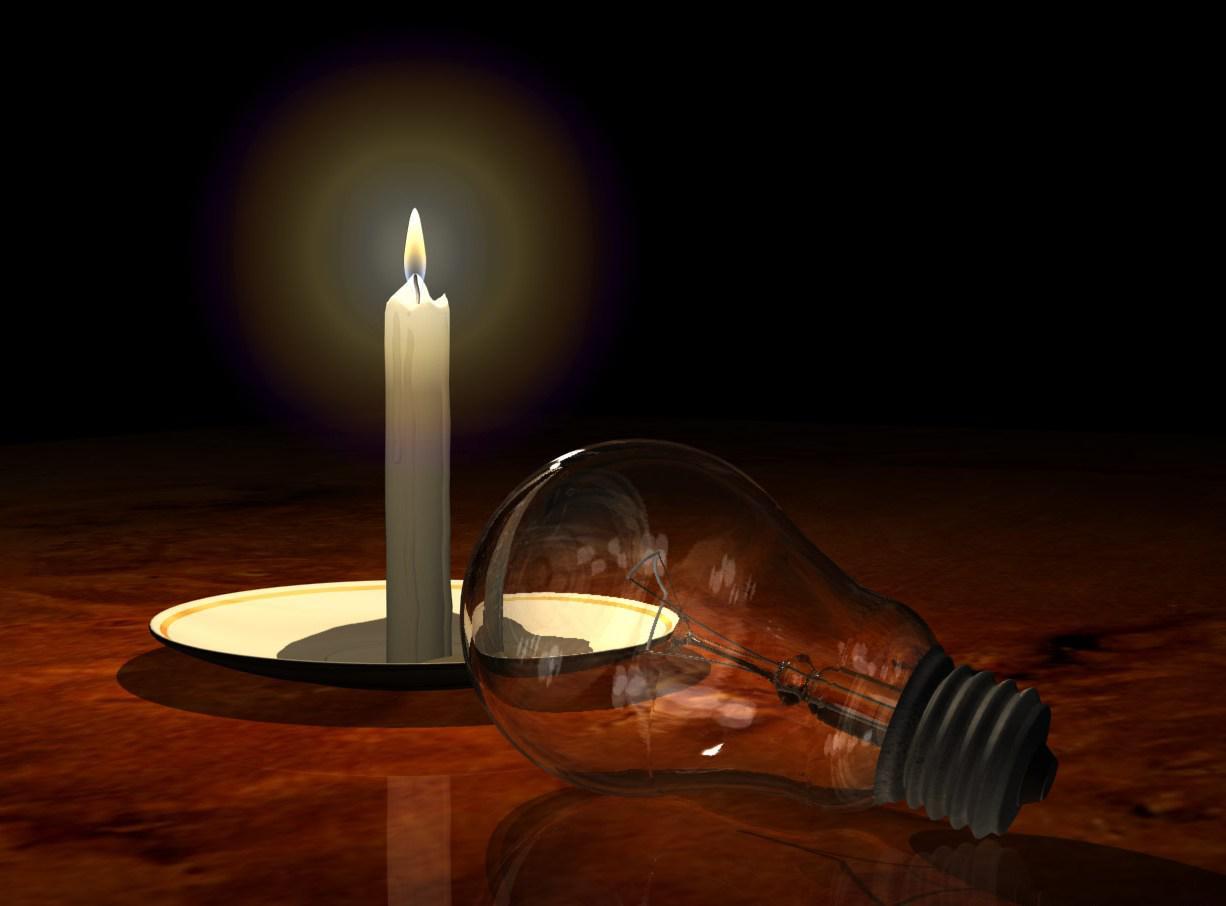 19 октября районы близ аэропорта останутся без электричества