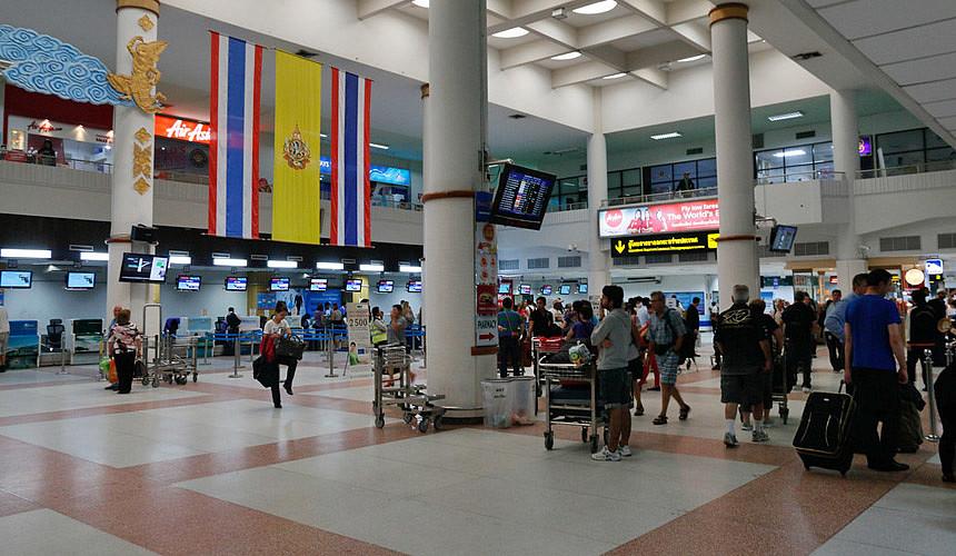 Таиланд решил досрочно отменить визовый сбор для украинских туристов