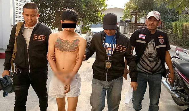 """Тайский """"Дон Жуан"""" попался полицейским в Таиланде"""