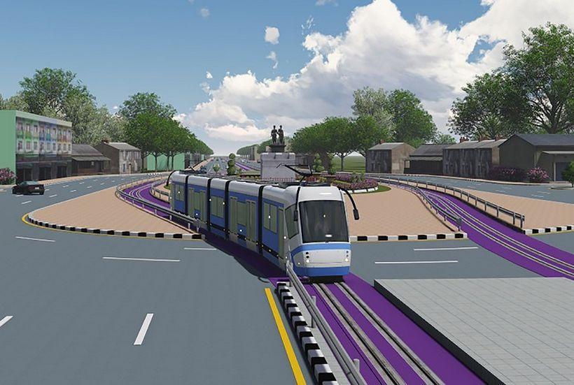 Королевское одобрение проектов электропоездов на юге и на севере Таиланда