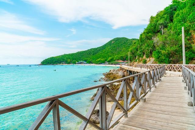 Открытие международного туризма в Паттайе начнется с открытия острова Ко Лан