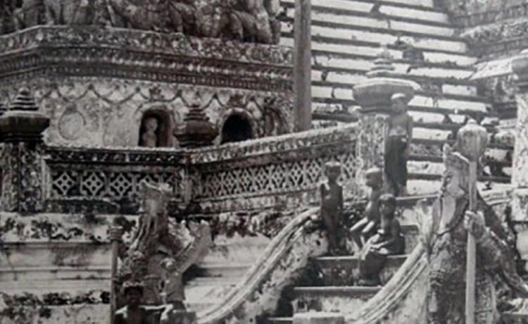 Таиланд тогда и сейчас: винтажные фото страны конца XIX века до нашествия туристов