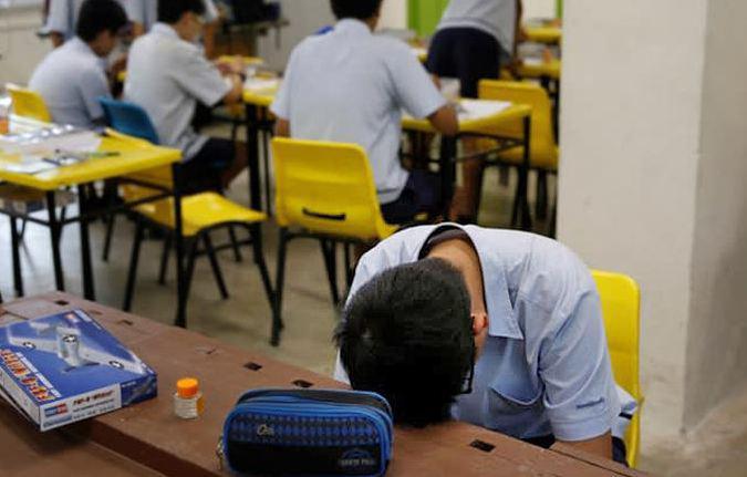 Почти половина подростков Таиланда подвержена суицидальным наклонностям