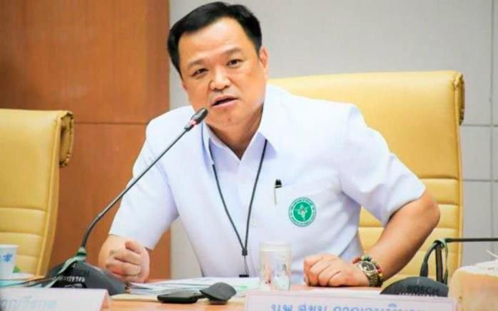Рабочий визит Министра здравоохранения Таиланда на Самуи
