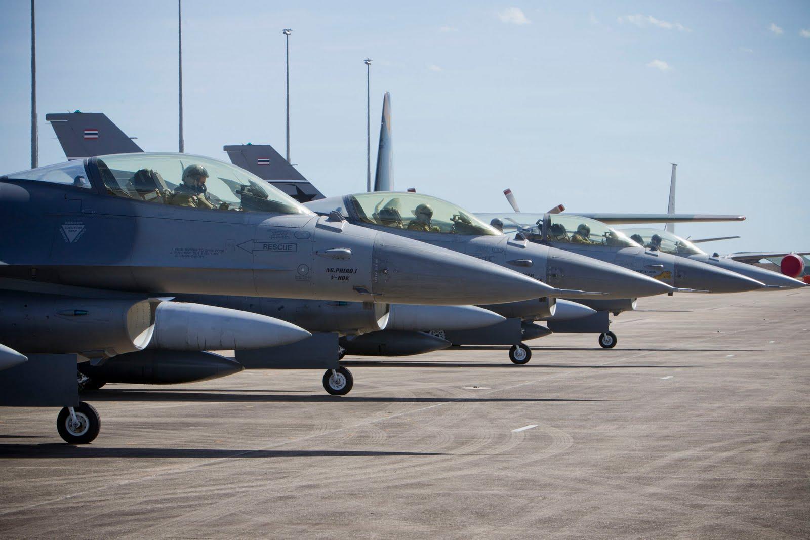 В Таиланде разбился самолет ВВС