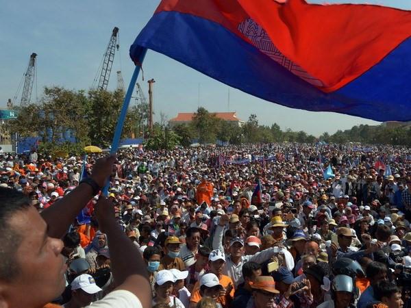 США примут меры против правительства Камбоджи за роспуск основной оппозиционной партии