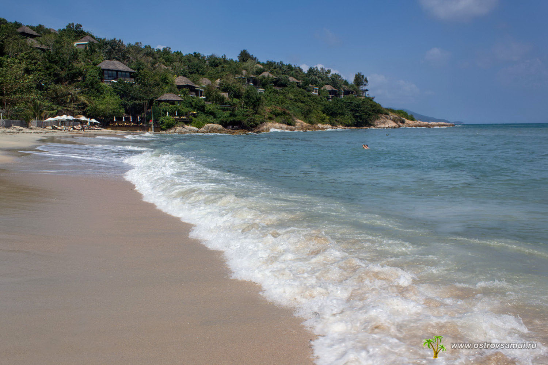 Пляж Самронг