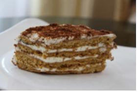 Торт Медовый (1 кг.)