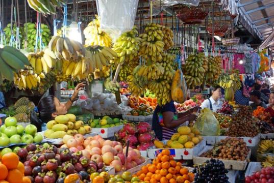 Цены в Камбодже: сколько мы потратили за месяц на райском пляже