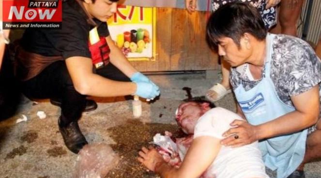 Туриста избили на Волкинг Стрит в Паттайе