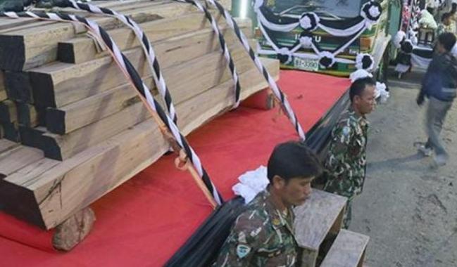 В Таиланде готовят гробницу для покойного Короля